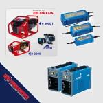 Caricabatterie, Generatori e Saldatori