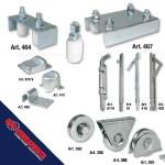 Minuterie e accessori per lavori in ferro