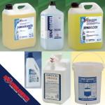Detergenti, detersivi e prodotti chimici