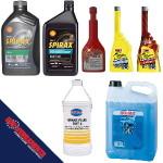 Liquidi di manutenzione e additivi